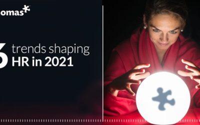 6 TRENDŮ V HR pro rok 2021